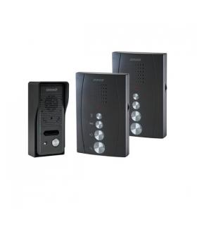 Zestaw domofonowy jednorodzinny z interkomem, bezsłuchawkowy ELUVIO INTERCOM