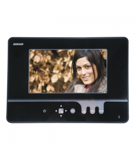 """Wideo monitor bezsłuchawkowy, kolorowy LCD 7"""" YT-1035PMV"""