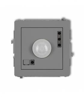 DECO Mechanizm elektronicznego czujnika ruchu Szary mat Karlik 27DCR-1