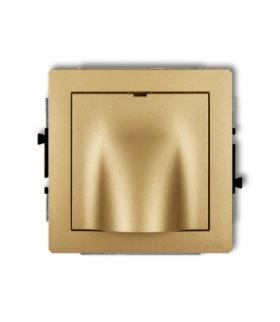 DECO Mechanizm wypustu kablowego Złoty Karlik 29DWPK