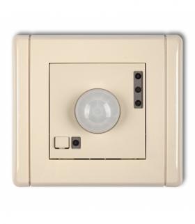 FLEXI Elektroniczny czujnik ruchu Beżowy Karlik 1FCR-1