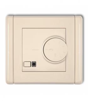 FLEXI Elektroniczny regulator temperatury z czujnikiem podpodłogowym Beżowy Karlik 1FRT-1