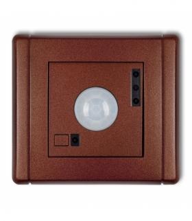 FLEXI Elektroniczny czujnik ruchu Brązowy metalik Karlik 9FCR-1