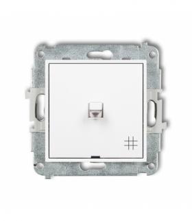 MINI Mechanizm łącznika krzyżowego w stylu amerykańskim Biały Karlik MWPUS-6
