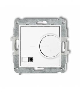 MINI Mechanizm elektronicznego regulatora temperatury z czujnikiem powietrznym Biały Karlik MRT-2