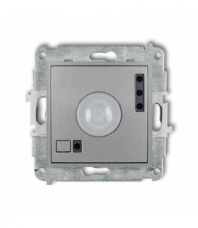 MINI Mechanizm elektronicznego czujnika ruchu Srebrny metalik Karlik 7MCR-1