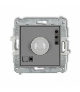 MINI Mechanizm elektronicznego czujnika ruchu Szary mat Karlik 27MCR-1