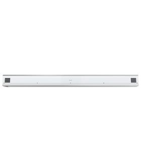 PURELIGHT LUG FLOW Przepływowa oprawa UV-C HF 2x30W/G13 z licznikiem inox