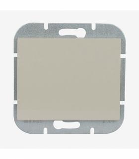 Onyx Wyłącznik klawiszowy zwierny p/t 10A, 250V światło, dzwonek (uniwersalny) WP-6/7O BEŻOWY Abex 9002217