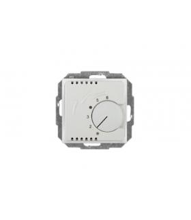 Perła Regulator temperatury-termostat ((do instalacji grzewczych i klimatyzujących) MODUŁ 2904.0201.0 biały WP-2TP (Z) BIAŁY Abe
