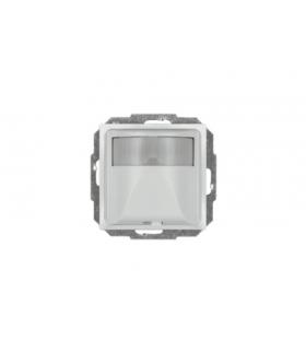 Perła Czujnik ruchu 2-przewodowy 8058.0001.0 biały (oświetlenie żarowe) WP-CRP (2) BIAŁY Abex 9000285