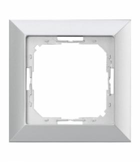 Perła Ramka pojedyncza do serii Perła RA-1P SREBRNY Abex 9000289