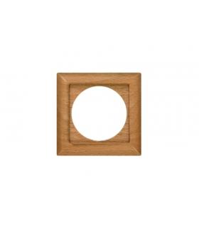 Perła Ramka drewniana pojedyncza do serii Perła RA-1PN BUK Abex 9000332