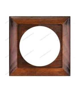 Perła Ramka drewniana pojedyncza do serii Perła RA-1PN TEAK Abex 9000333