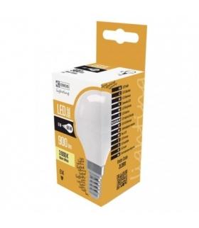 Żarówka LED mini globe 8W E14 ciepła biel EMOS ZL3911