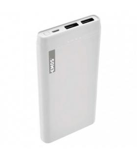 Powerbank EMOS ALPHA 10S 10000 mAh biały EMOS B0526W