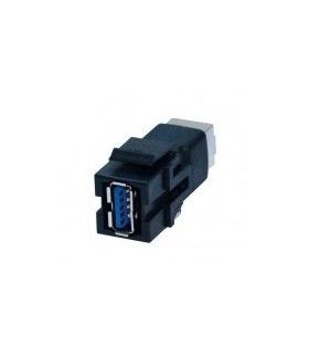 BACHMANN BM-917.120  Moduł indywidualny USB 3.0 A/A Keystone