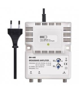 Wzmacniacz szerokopasmowy EM440 EMOS J0400