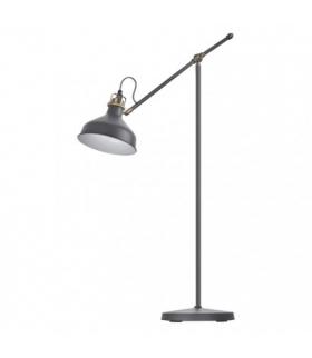 Lampa podłogowa E27 ARTHUR 150 cm ciemno szary EMOS Z7610