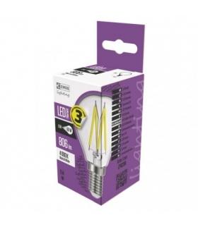 Żarówka LED Filament mini globe A++ 6W E14 neutralna biel EMOS Z74238