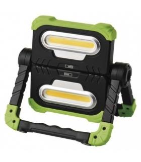 Naświetlacz LED 2x COB, 2000 lm powerbank 8000 mAh ładowalny EMOS P4536