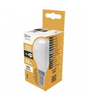 Żarówka LED mini globe 8W E14 neutralna biel EMOS ZL3912