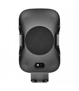 Uchwyt samochodowy z bezprzewodową ładowarką QUICK na USB 2A EMOS V0221