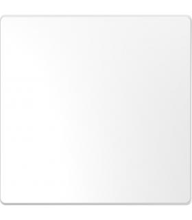 Merten Klawisz pojedynczy Sys. D, biały lotos