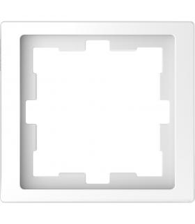 Merten D-Life ramka 1kr biały lotus
