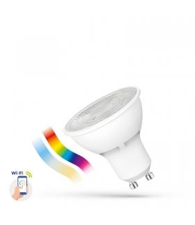 Żarówka LED GU10 5W 230V RGBW + CCT + DIM Wi-Fi Spectrum SMART