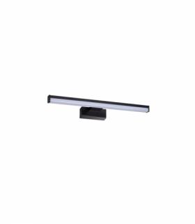 Oprawa lampa nad lustro ASTEN IP44 8W czarna 40cm Kanlux