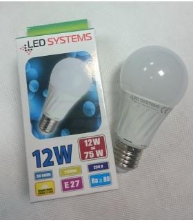 Żarówka LED SMD E27 12W 1100lm CIEPŁA