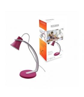 SKARA lampka biurkowa LED 3,2W różowo- biała