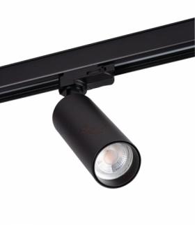 Projektor na szynoprzewód ACORD ATL2 GU10 GU10 czarny Kanlux 33139