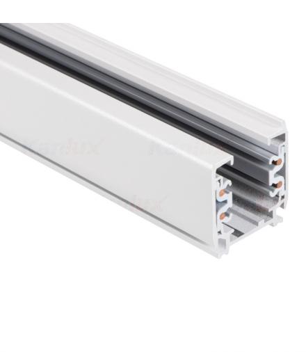 Akcesorium systemu szynoprzewodowego TEAR N biały Kanlux 33230