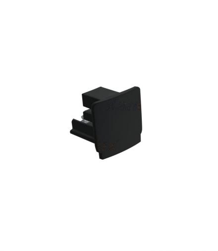 Akcesorium systemu szynoprzewodowego TEAR N czarny Kanlux 33237