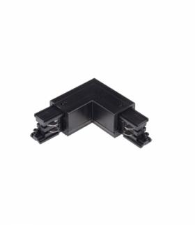 Akcesorium systemu szynoprzewodowego TEAR N czarny Kanlux 33245