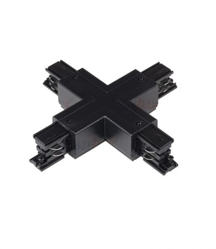 Akcesorium systemu szynoprzewodowego TEAR N czarny Kanlux 33247