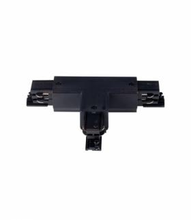 Akcesorium systemu szynoprzewodowego TEAR N czarny Kanlux 33251