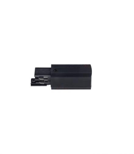 Akcesorium systemu szynoprzewodowego TEAR N czarny Kanlux 33261