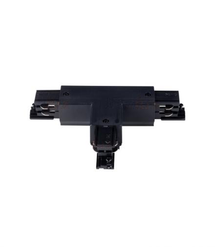 Akcesorium systemu szynoprzewodowego TEAR N czarny Kanlux 33265