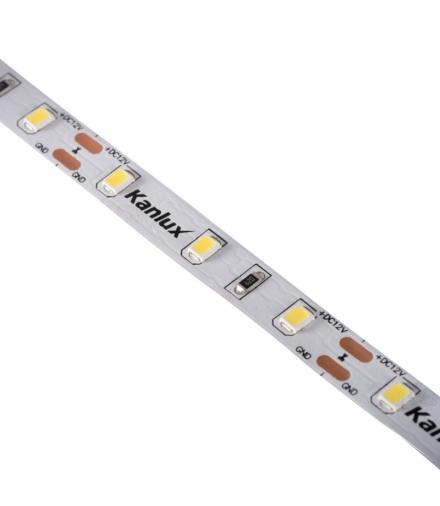 Pasek taśma LED 11W/m IP00 zimna ROLKA 30mb