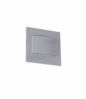 ERINUS Oprawa schodowa LED barwa ciepła Kanlux 33330
