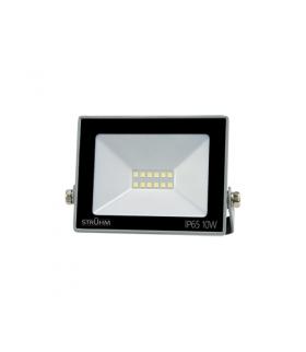 Naświetlacz SMD LED KROMA LED 10W GREY 4500K IDEUS 03770