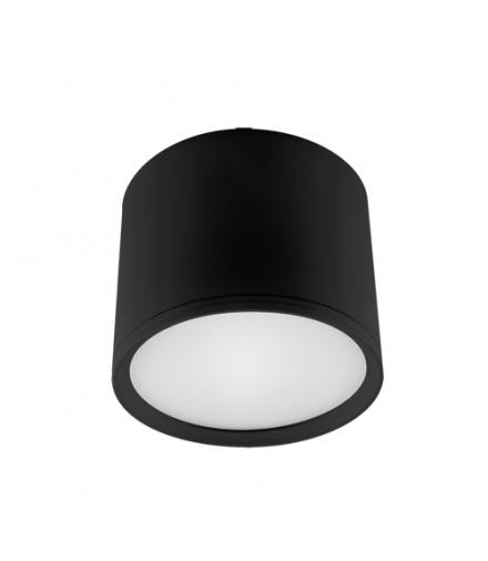 Oprawa sufitowa SMD LED ROLEN LED 10W BLACK 4000K IDEUS 03781