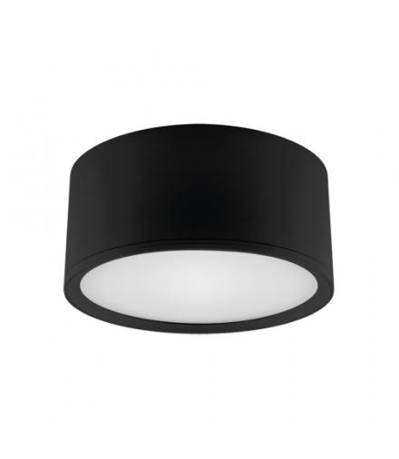 Oprawa sufitowa SMD LED ROLEN LED 15W BLACK 4000K IDEUS 03782