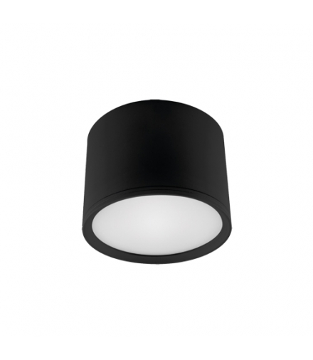 Oprawa sufitowa SMD LED ROLEN LED 7W BLACK 4000K IDEUS 03780
