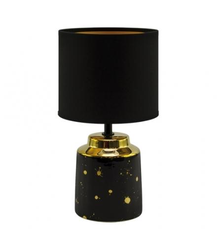 Lampka stołowa HELENA E14 BLACK IDEUS 03788