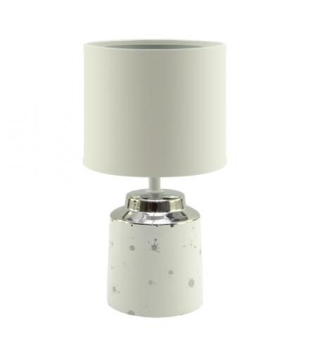 Lampka stołowa HELENA E14 WHITE IDEUS 03787