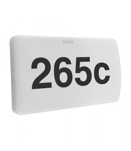 Oprawa hermetyczna MORGAN LED 20W WHITE 4000K IDEUS 03778